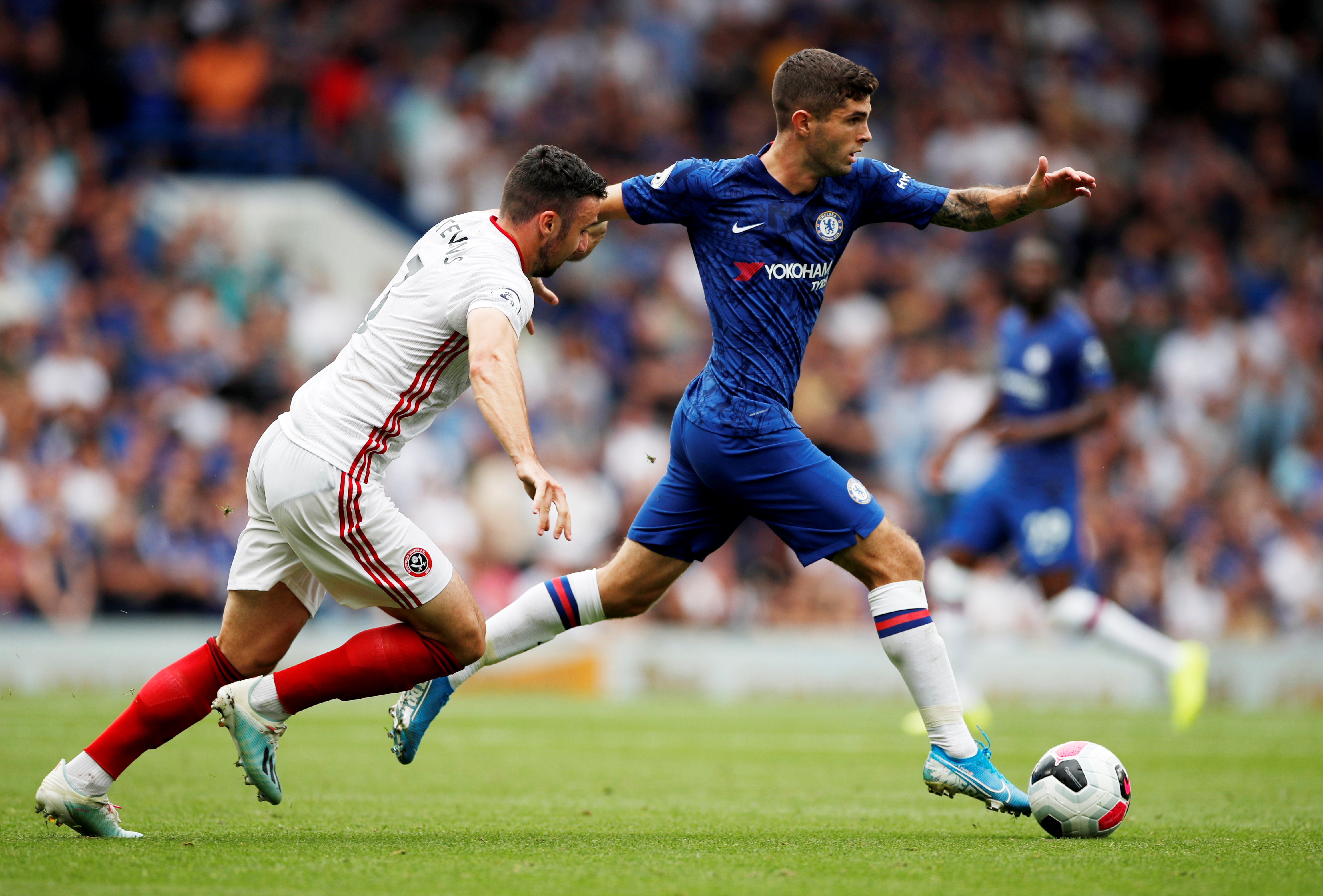 Lampard insists Pulisic will get game time