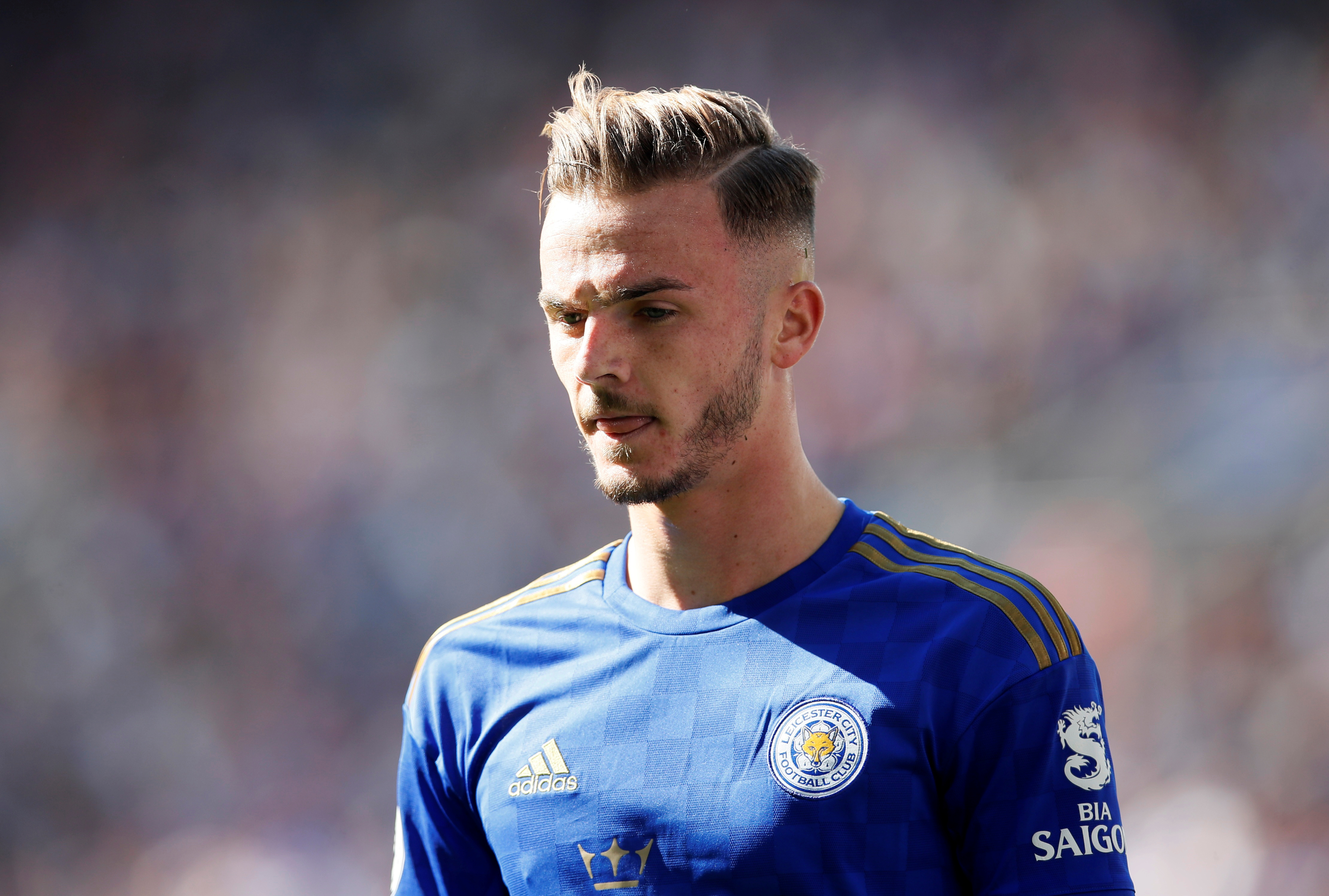 Maddison hails impact of ex-Chelsea star Cole