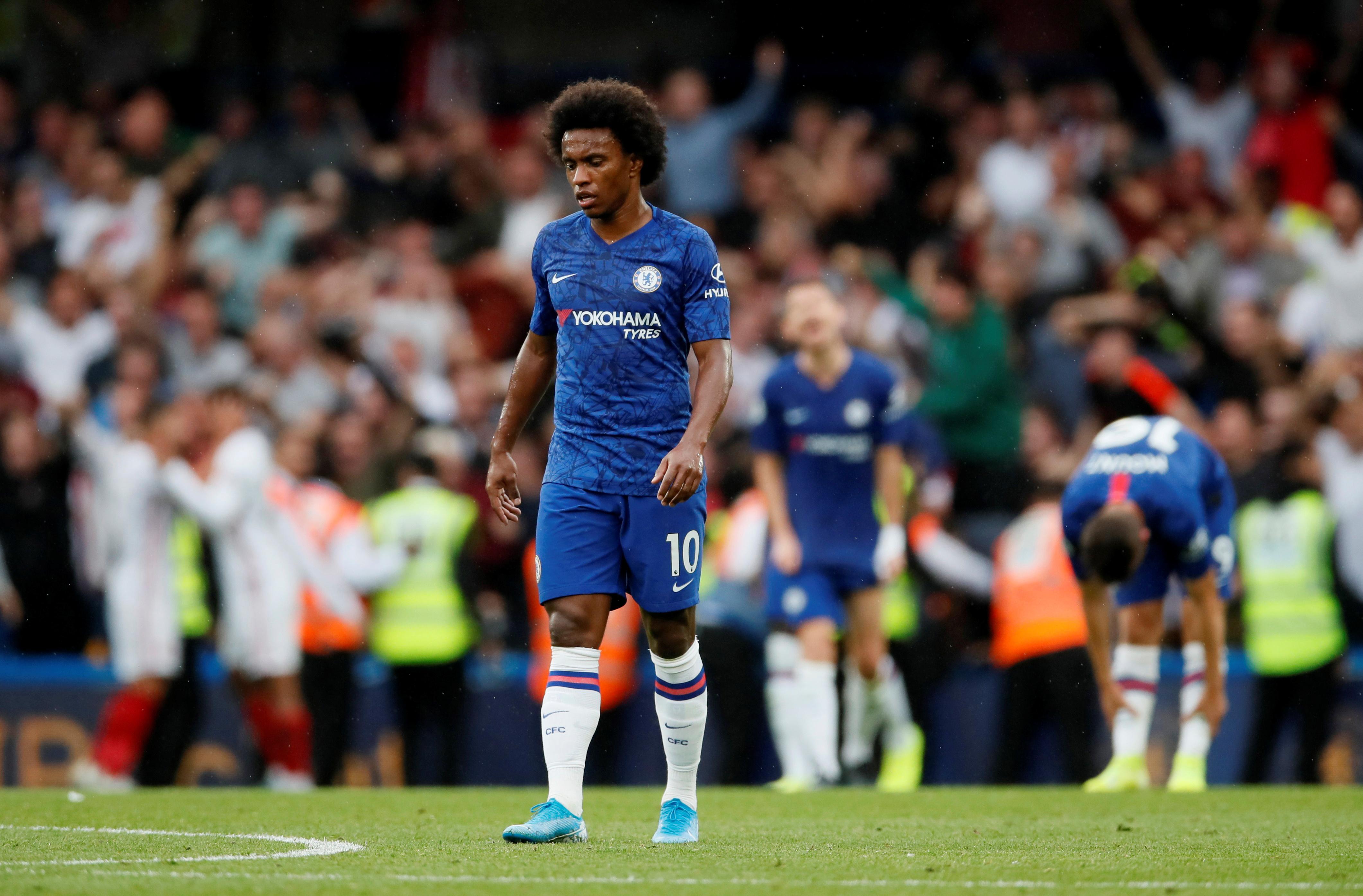Willian believes Chelsea can win trophies this season