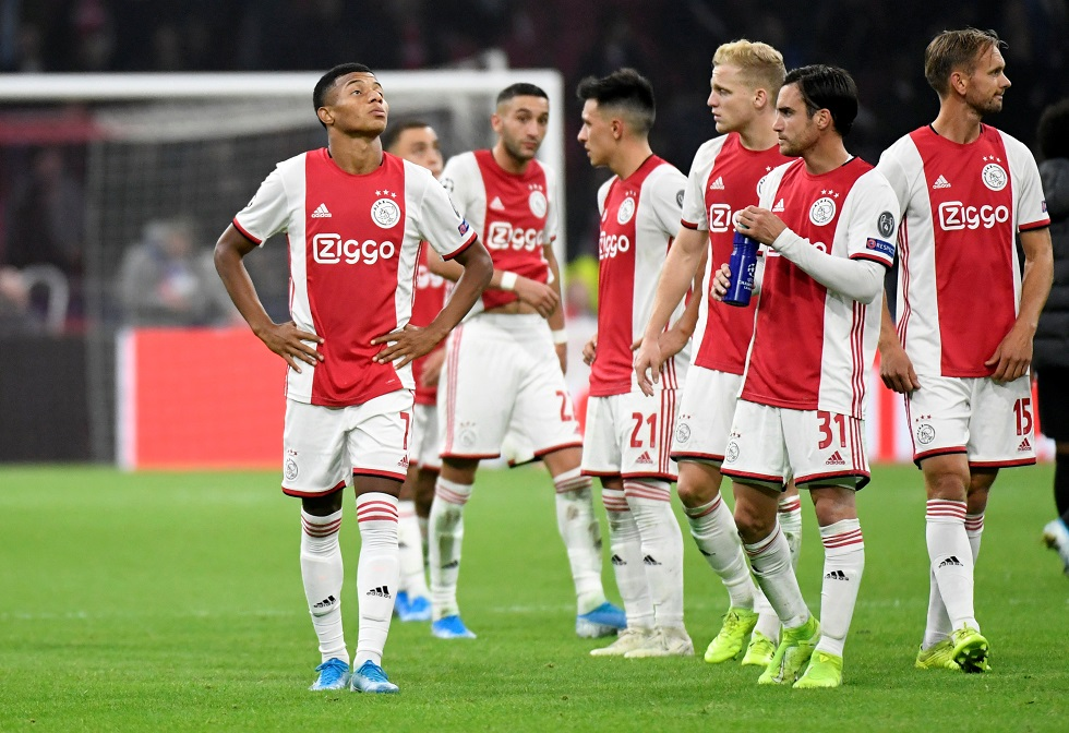 Ajax Boss Unhappy With 'Sloppy' Display Against Chelsea