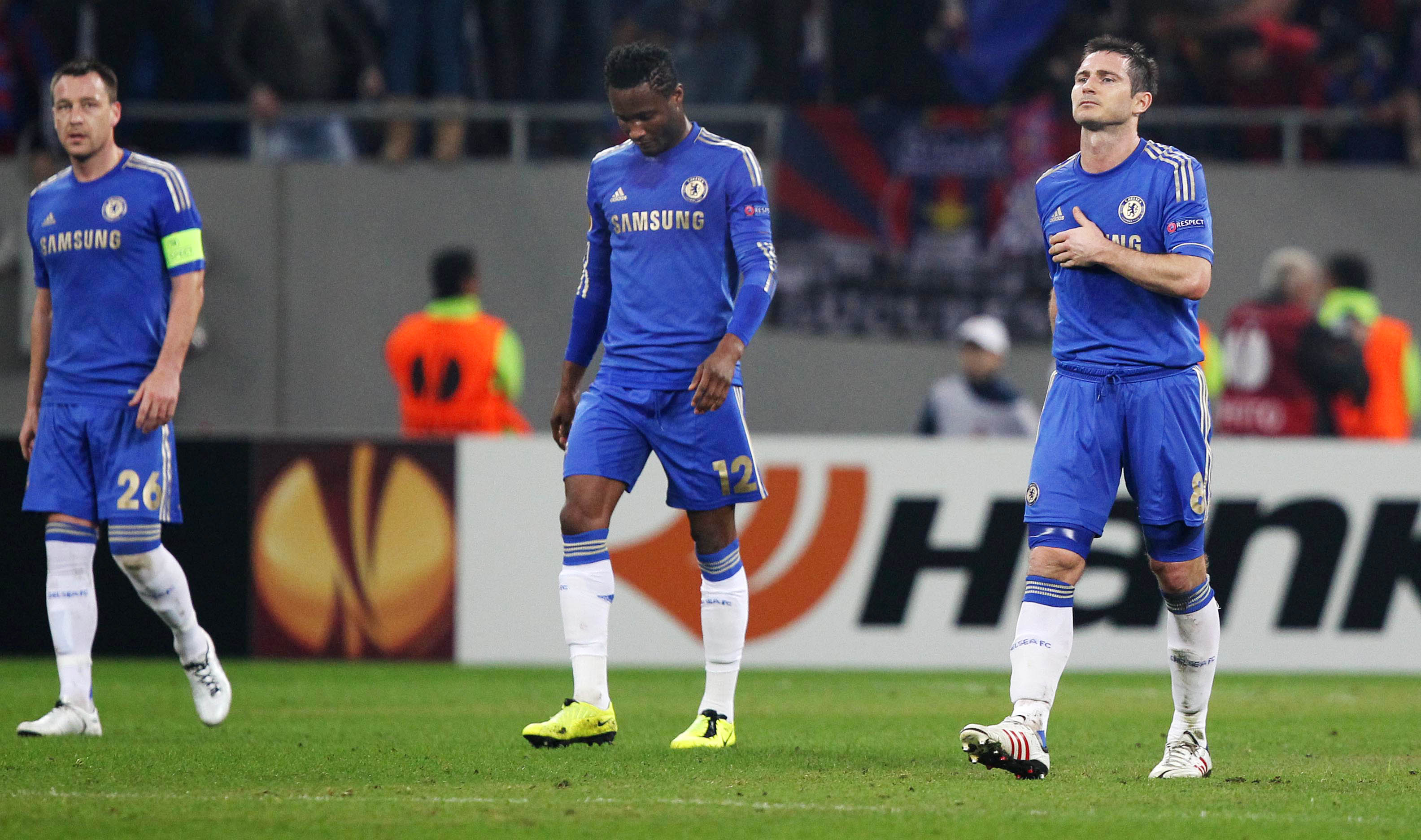 John Obi Mikel opens up on Frank Lampard's rapid rise