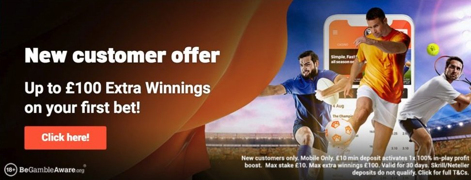 Manchester United vs Brighton Betting Odds