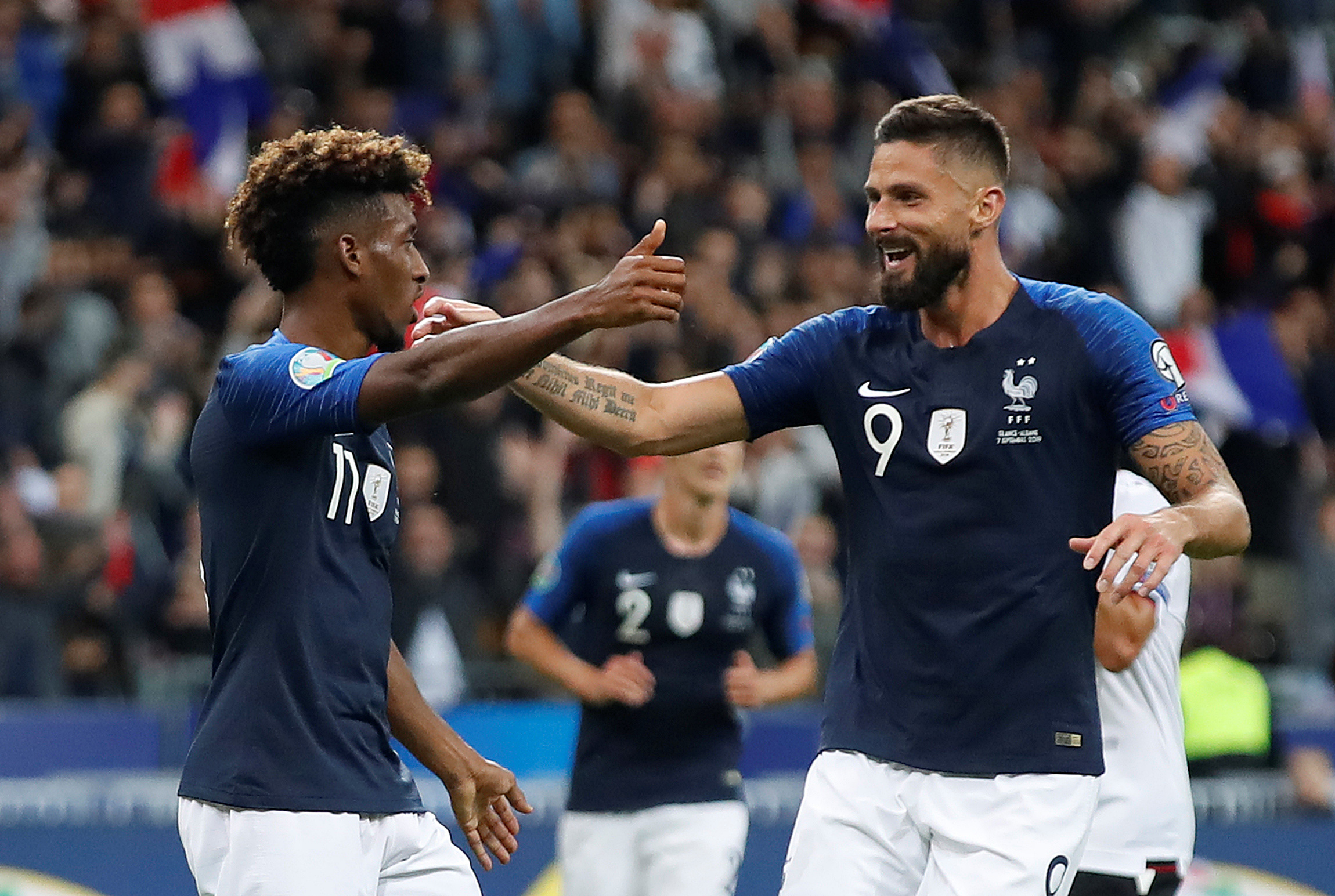Chelsea star Olivier Giroud set for return to Ligue 1 with Lyon