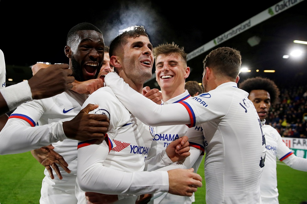Christian Pulisic Did Everything Right - Frank Lampard