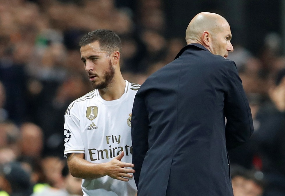 Eden Hazard Held Secret Meeting With Real Madrid One Year Before His Move