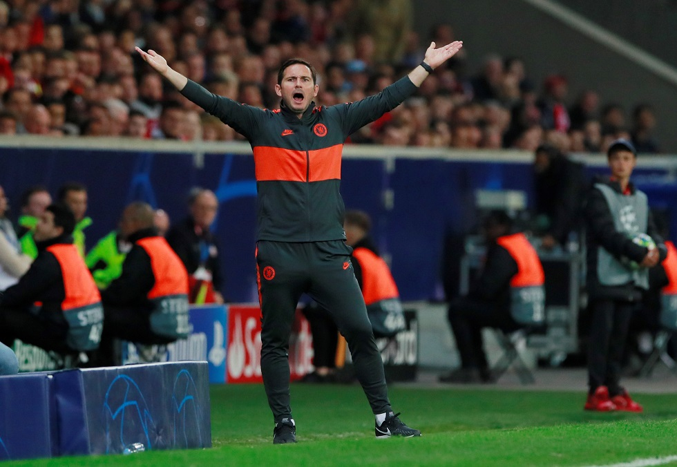 Frank Lampard Expresses Delight After First Champions League Win