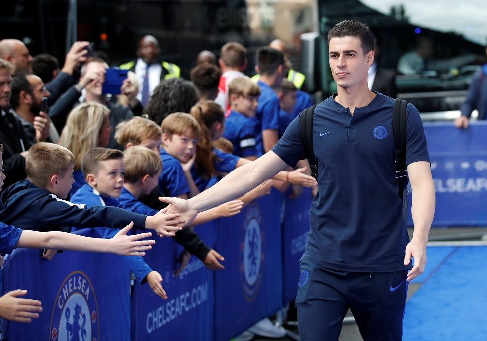 Kepa Arrizabalaga Open To Athletic Bilbao Return