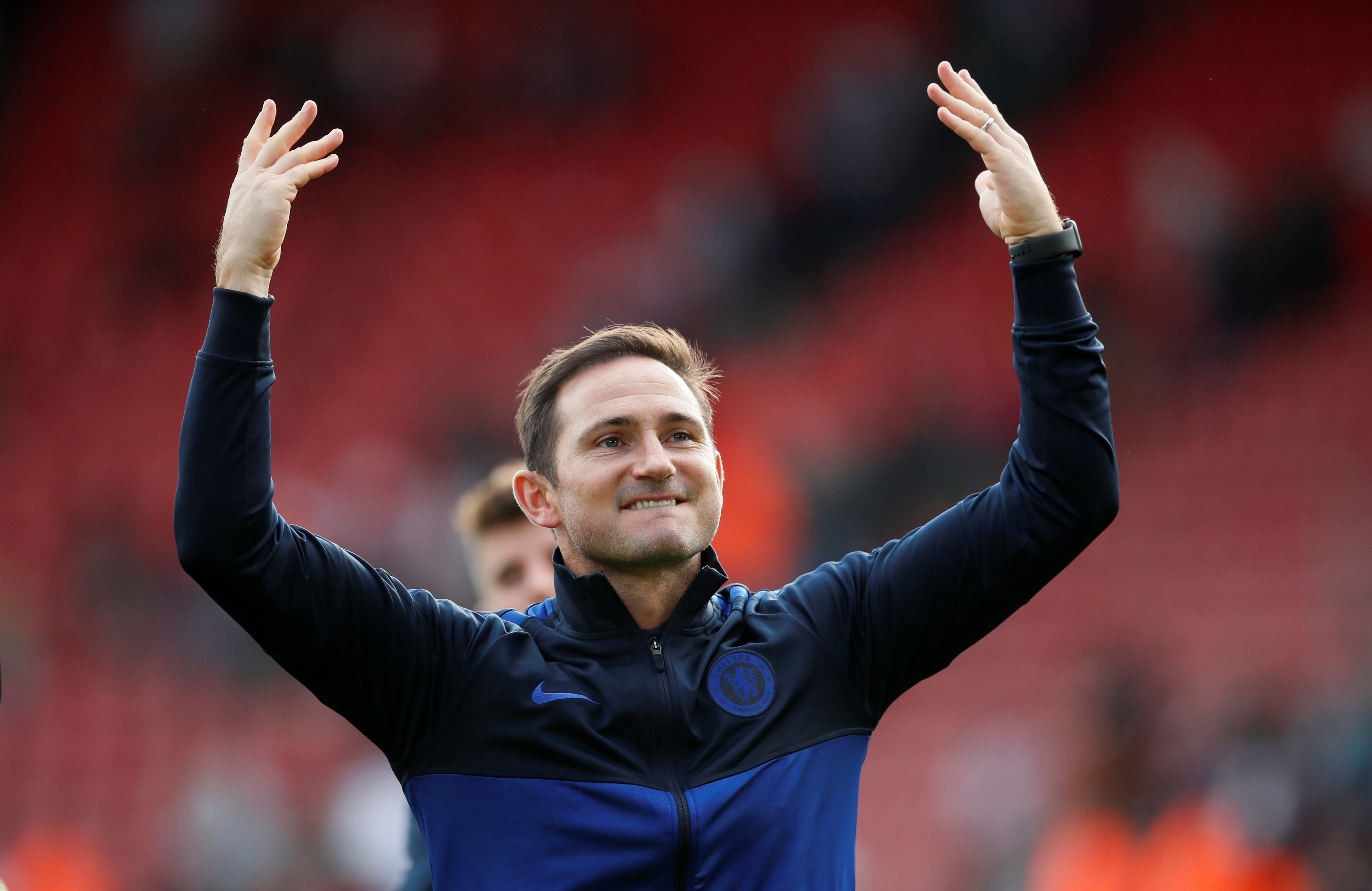 Michael Owen heaps praise on Frank Lampard