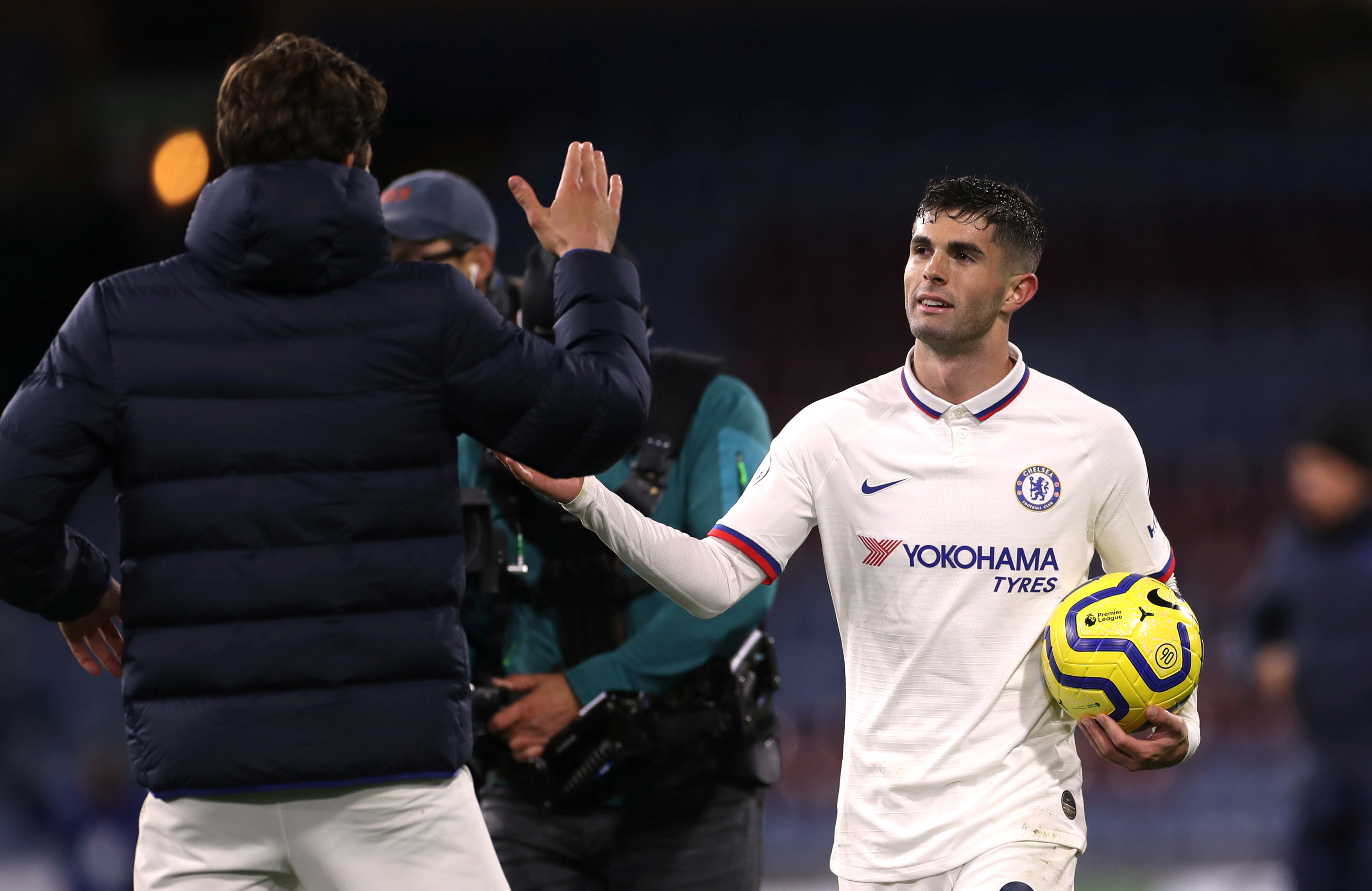 Tomori reveals how Pulisic hat-trick has affected the squad