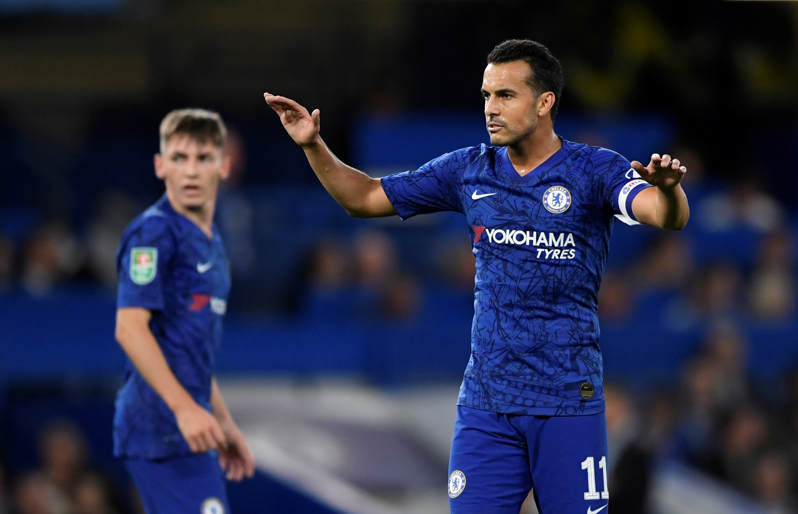 Unhappy Pedro could seek transfer away from Chelsea