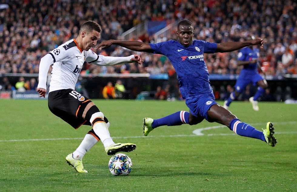 Chelsea 'Got Away With A Result' Against Valencia - Frank Lampard