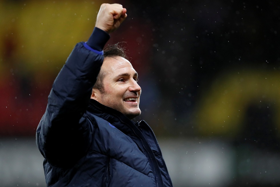 Chelsea To Hand Frank Lampard £150m Transfer Kitty