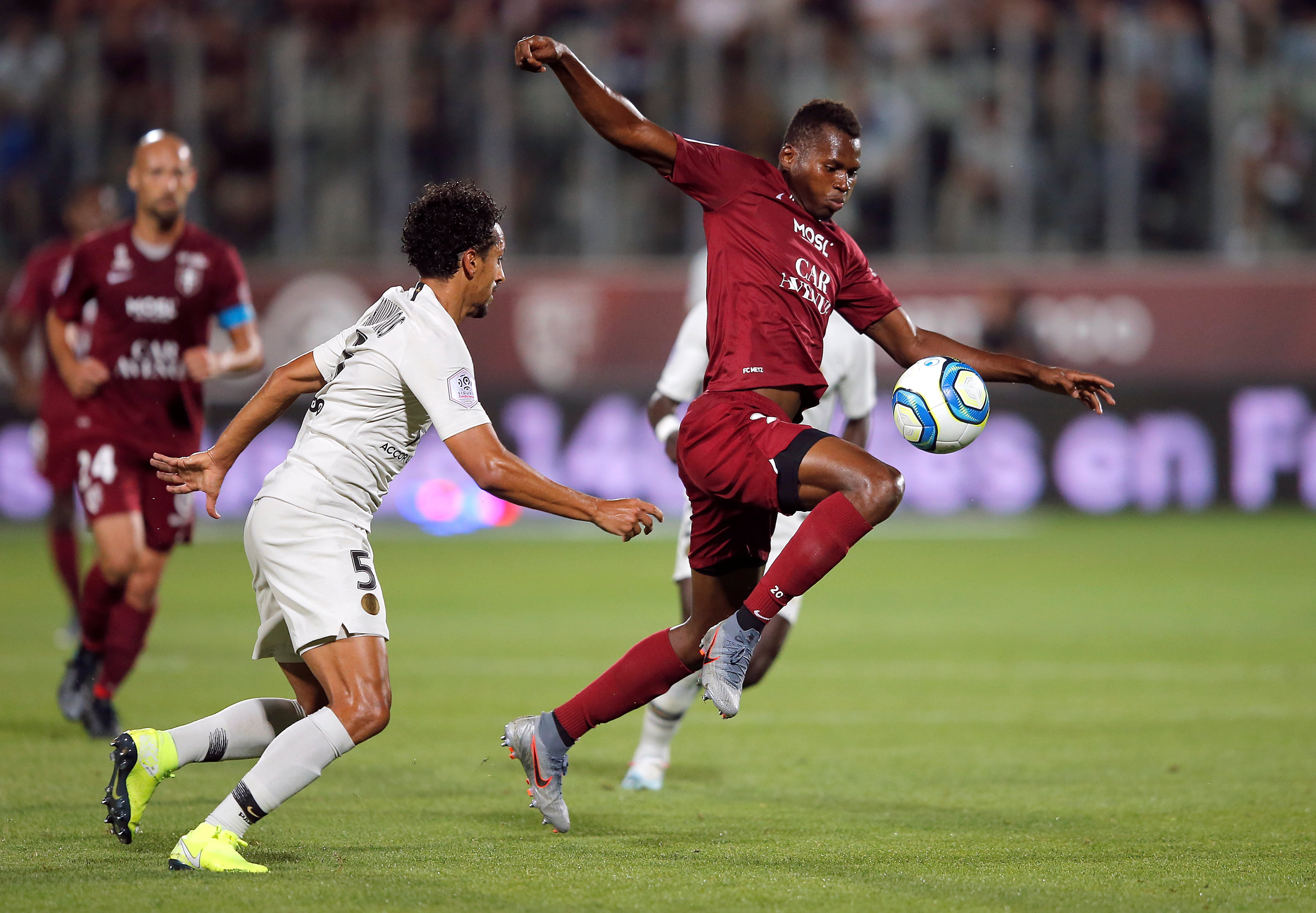 Chelsea to battle it out for highly-rated Ligue 1 striker Habib Diallo