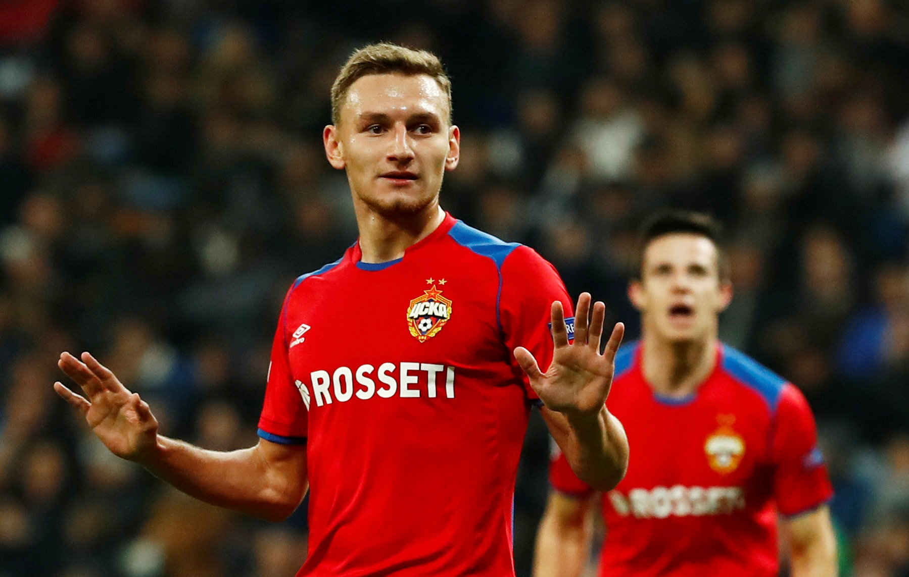 Chelsea to make move for Russian striker Fyodor Chalov in January if ban is lifted