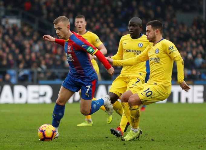 Chelsea vs Crystal Palace Head To Head Results & Records (H2H)