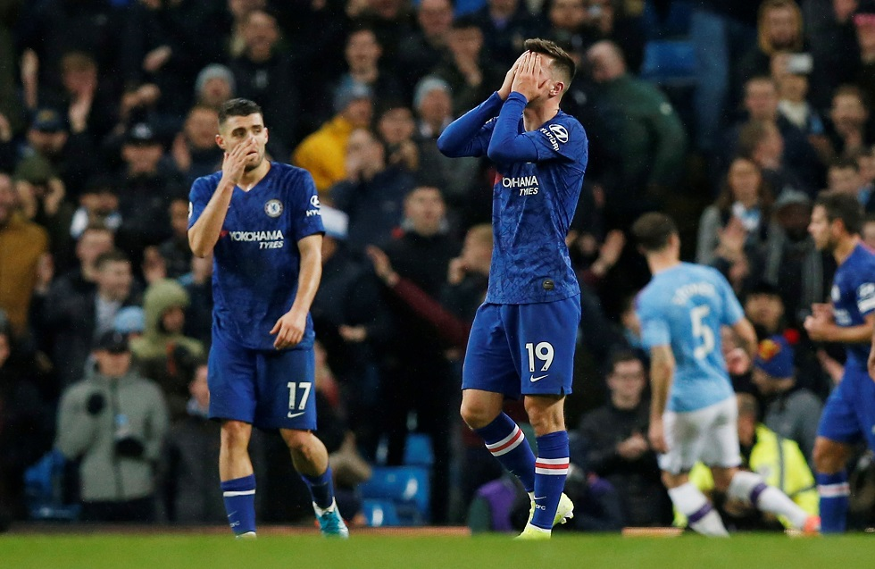 Chelsea's Abilities Against Top Opposition Brought Into Question