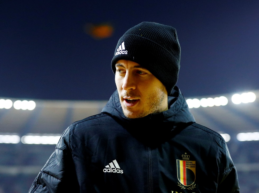 Eden Hazard Admits He Wants To Play Under Frank Lampard