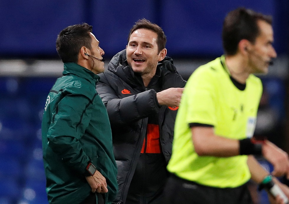 Frank Lampard Open To New Additions In January