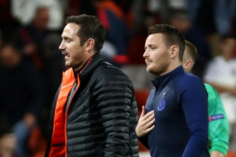 Frank Lampard Relieved With Valencia Draw