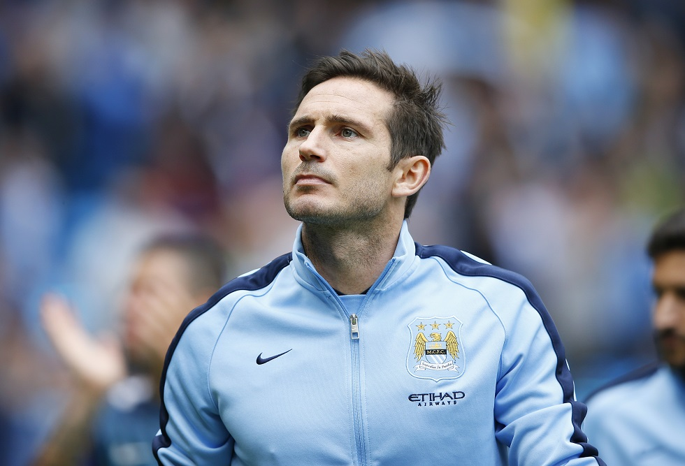 Frank Lampard Was Worried Manchester City Stint Was Tarnish His Chelsea Legacy
