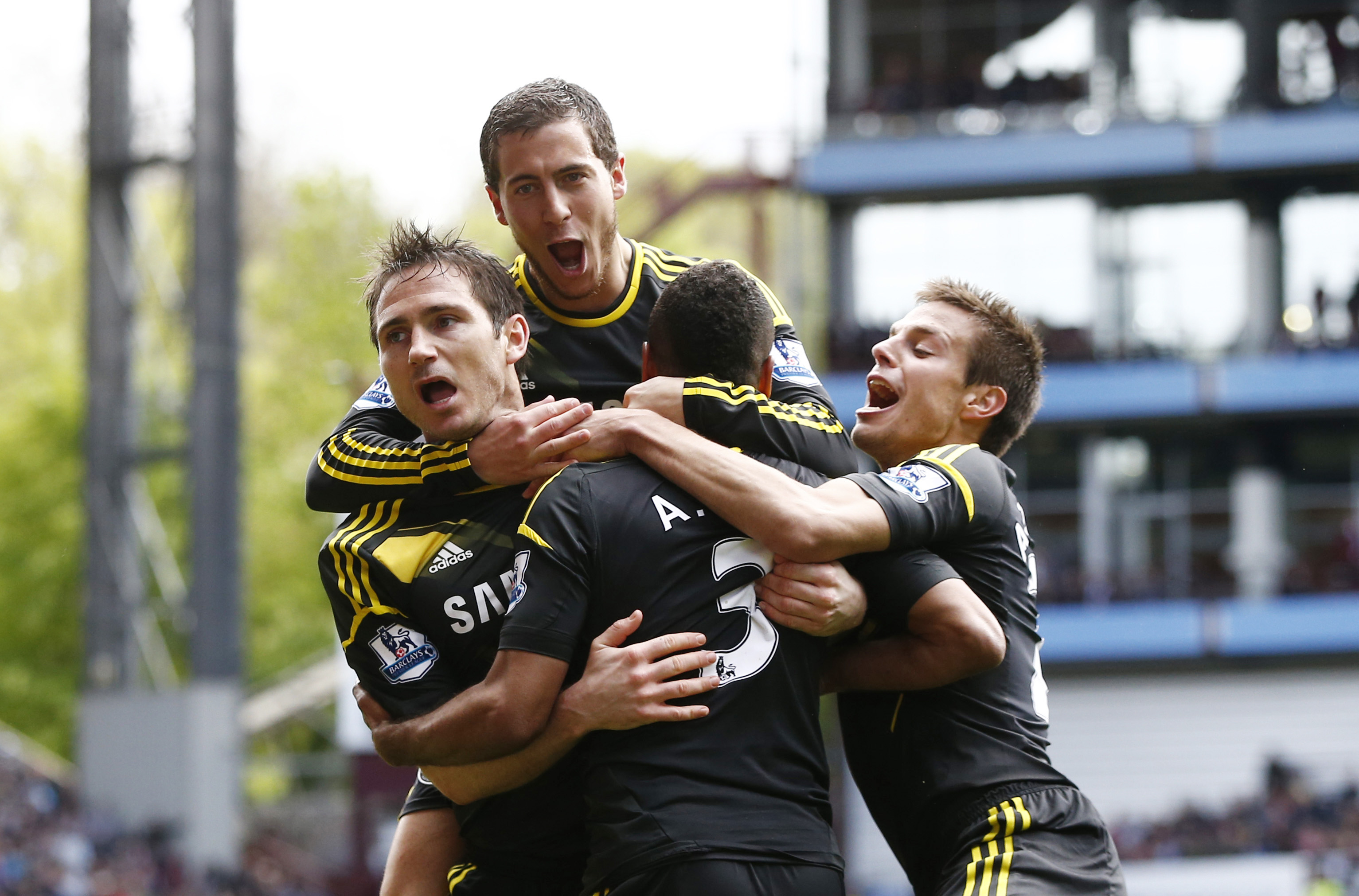 Hazard thinks Lampard can be the best coach in the world