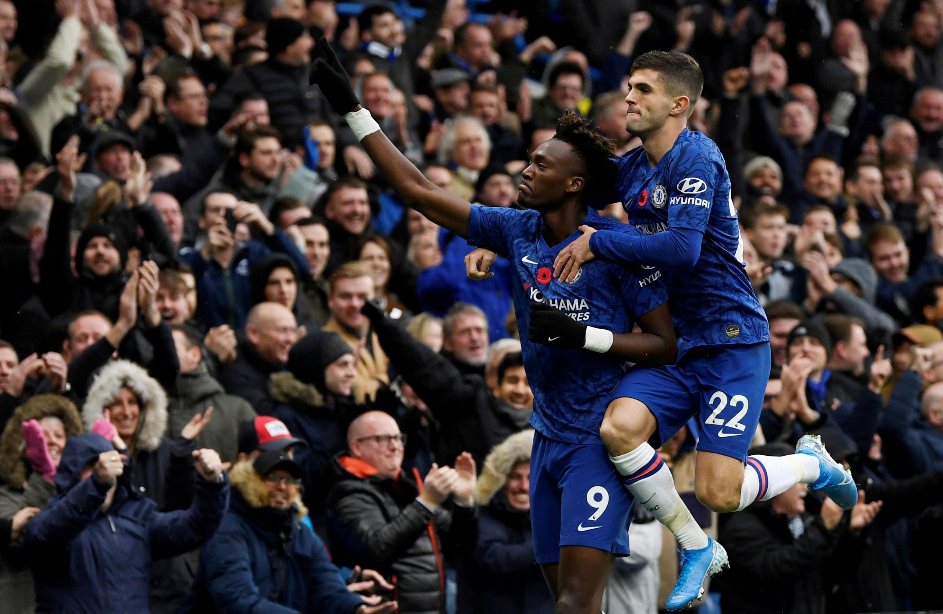 How Chelsea have overtaken Tottenham