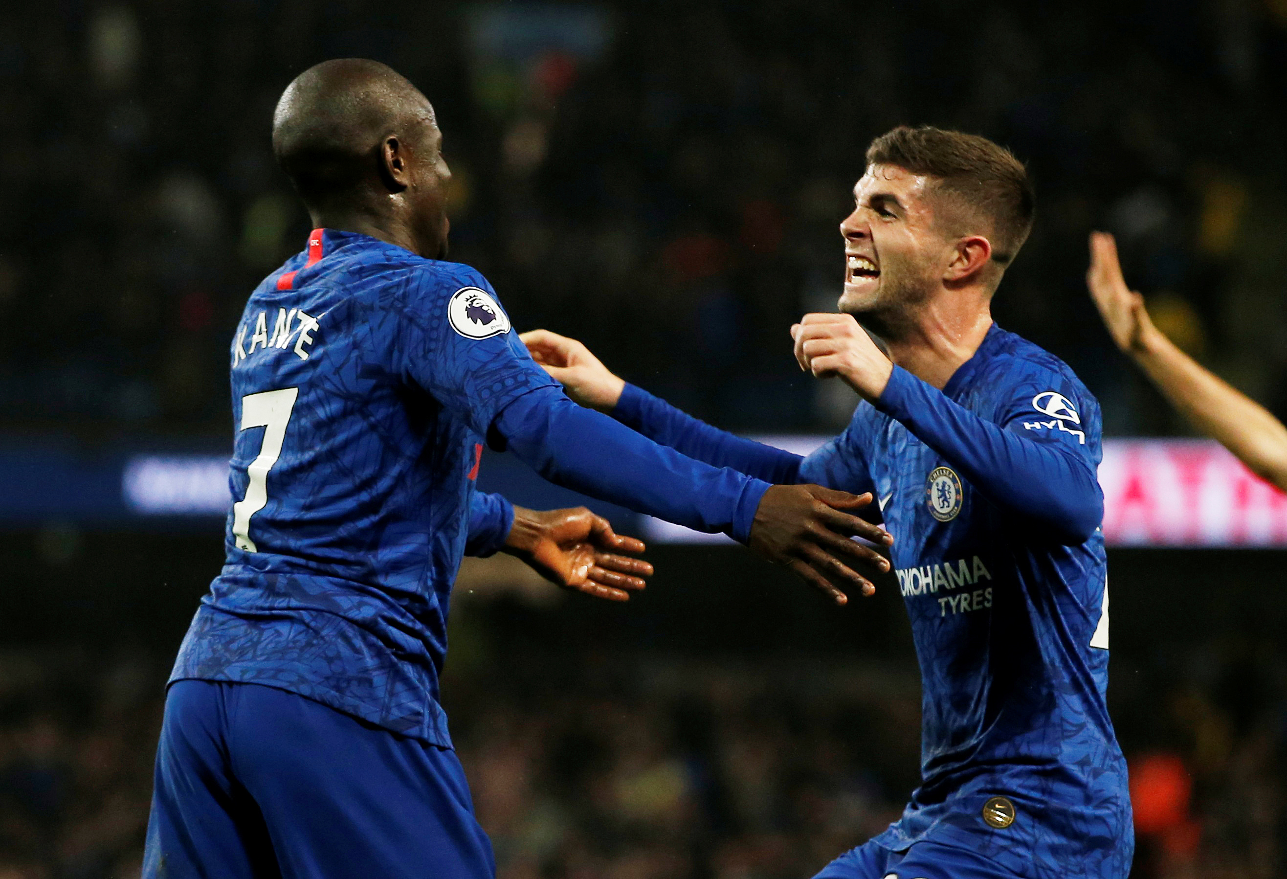 Kante willing to chase PL glory