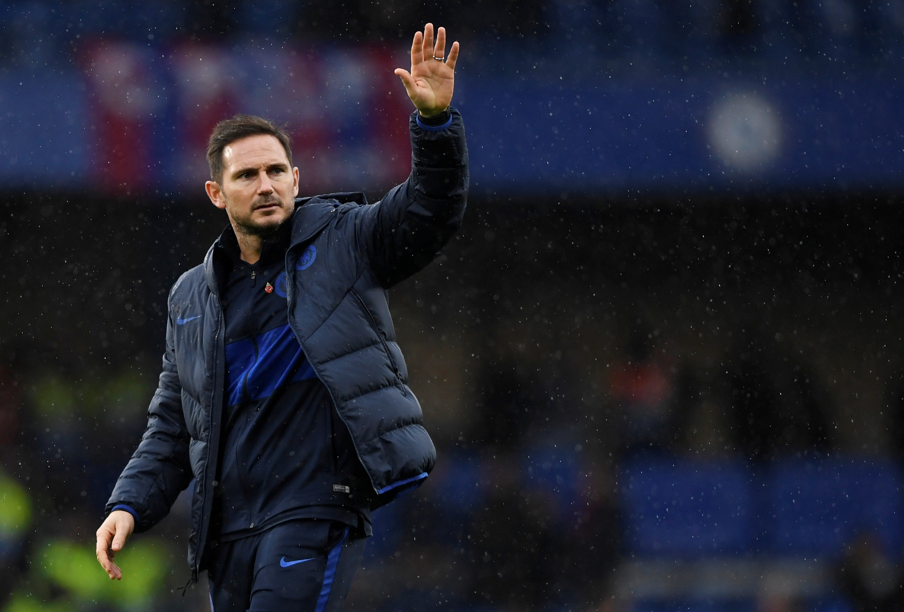 Lampard challenges Chelsea's young guns to keep delivering