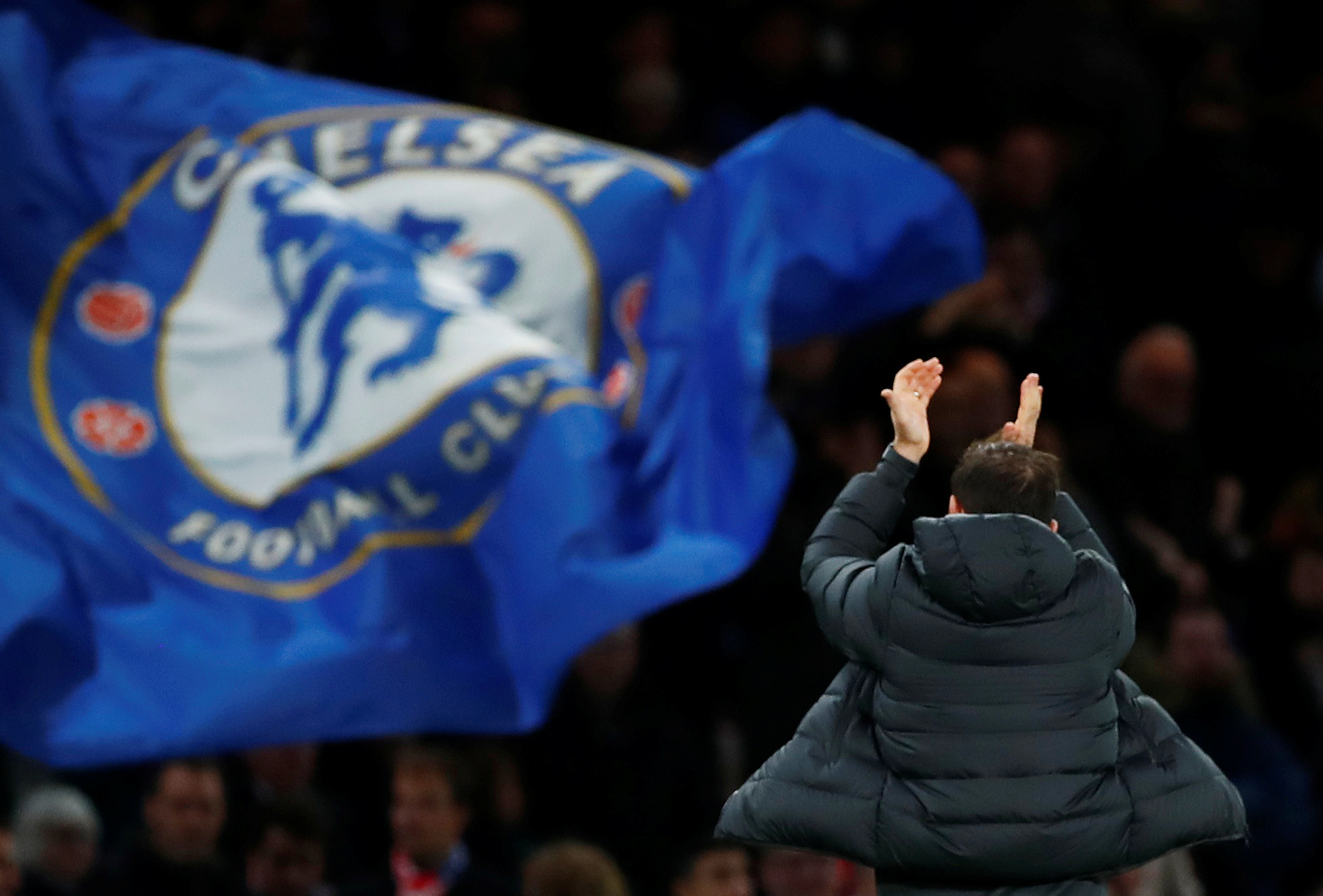 Lampard hails Chelsea spirit