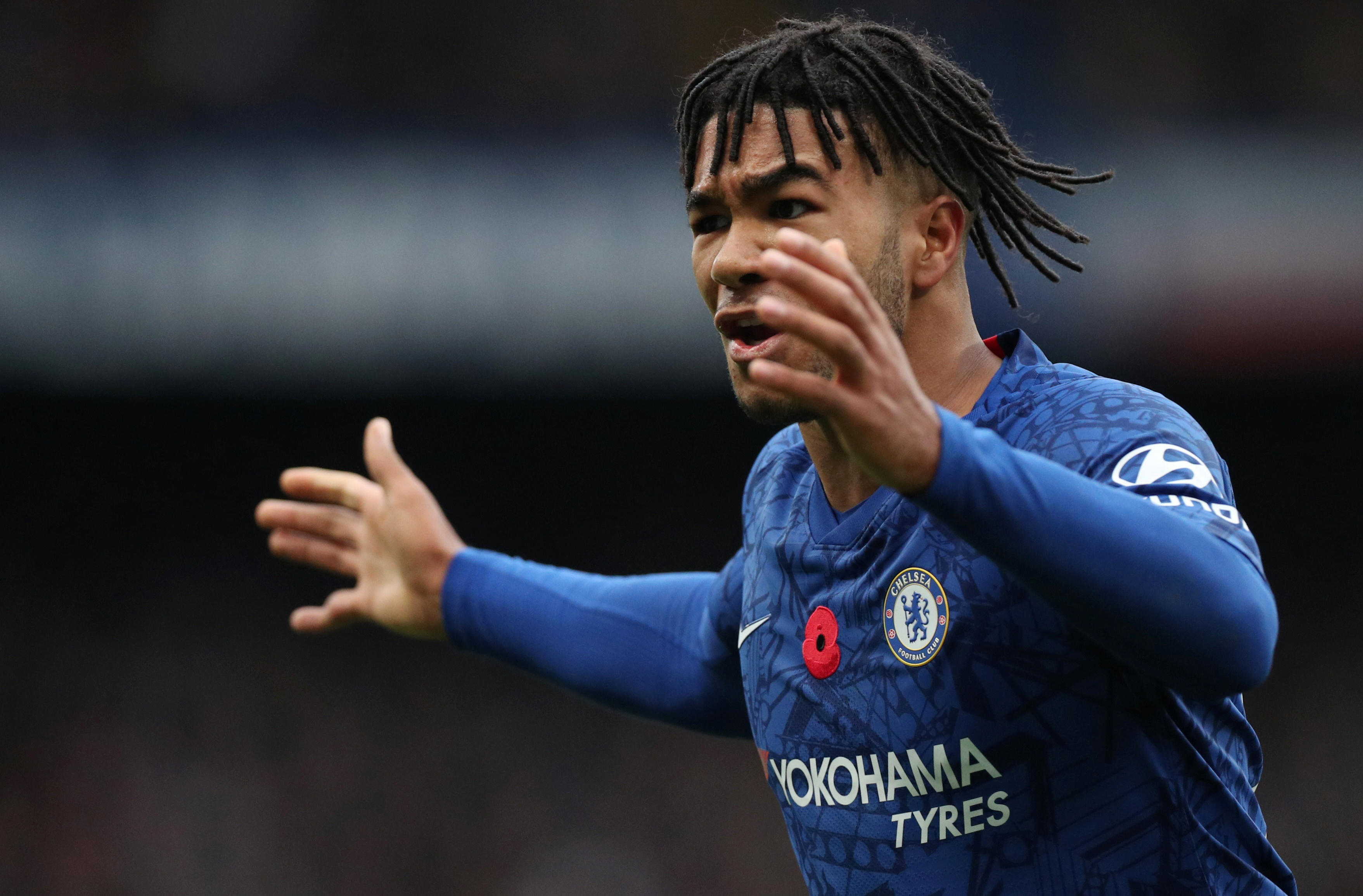 Lampard has special plans for Chelsea star Reece James