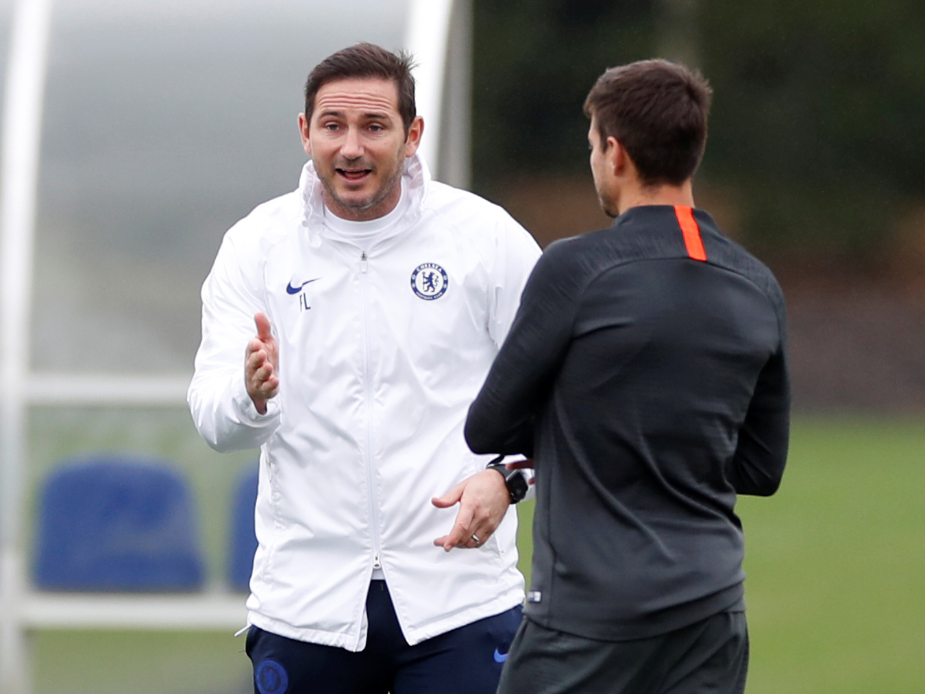 Lampard identifies where Chelsea can improve