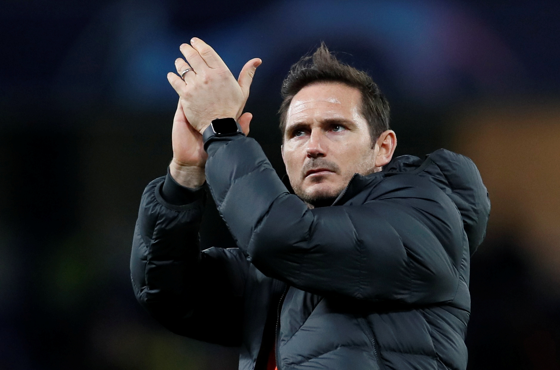 Lampard urges Chelsea to focus on themselves