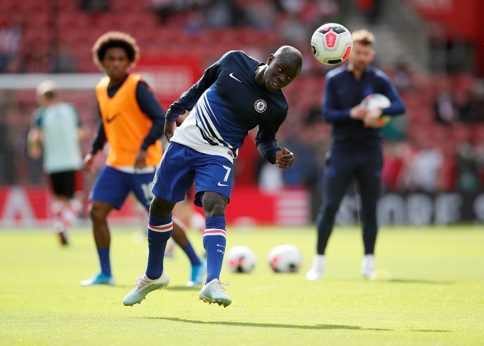 N'Golo Kante Plans To Retire At Chelsea