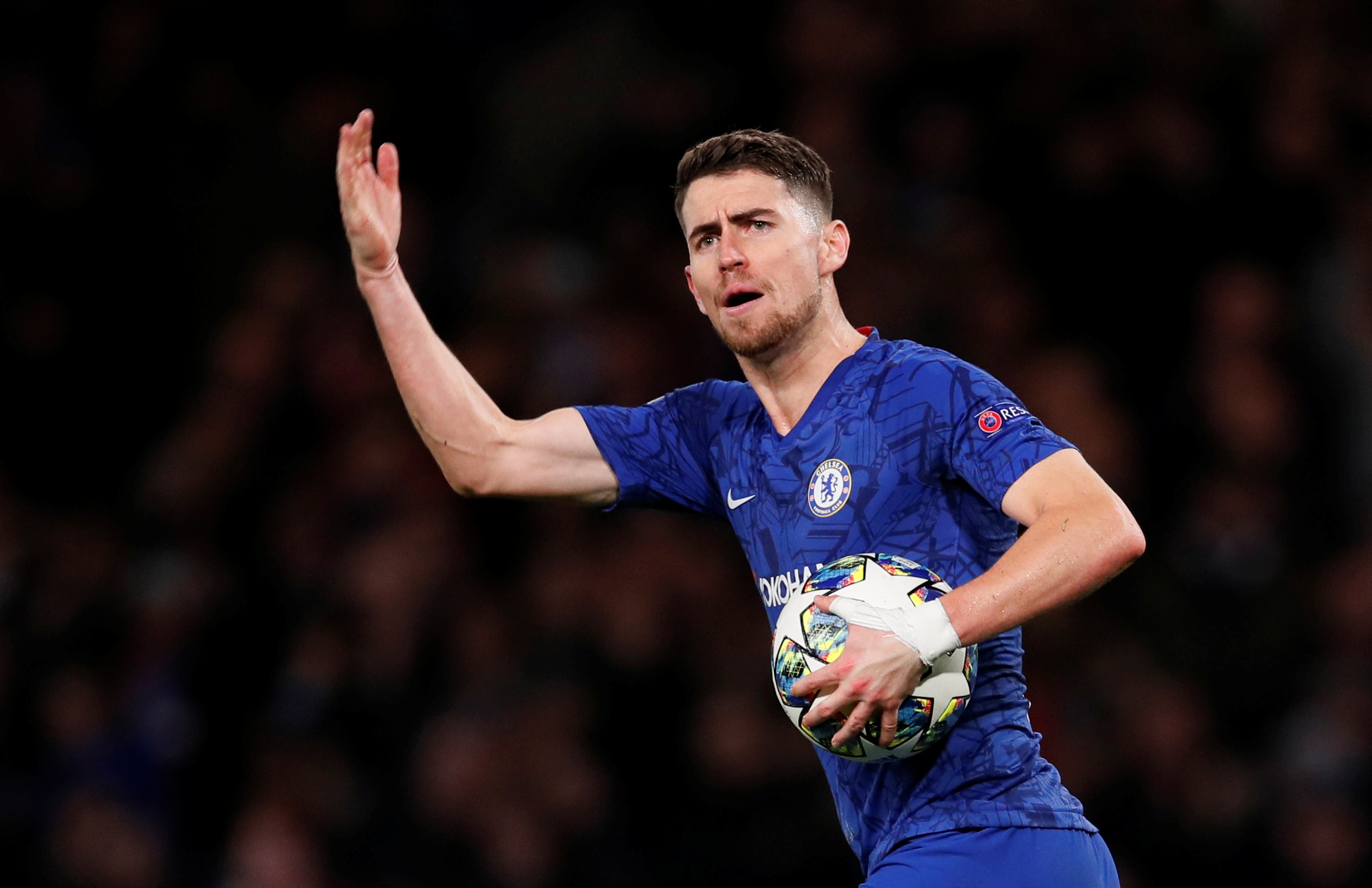 The story of Jorginho at Chelsea: From Zero to Hero