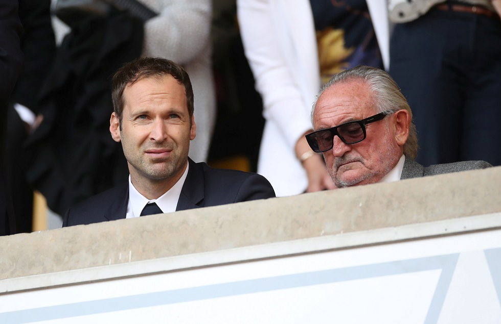 What Exactly Petr Cech Does At Chelsea