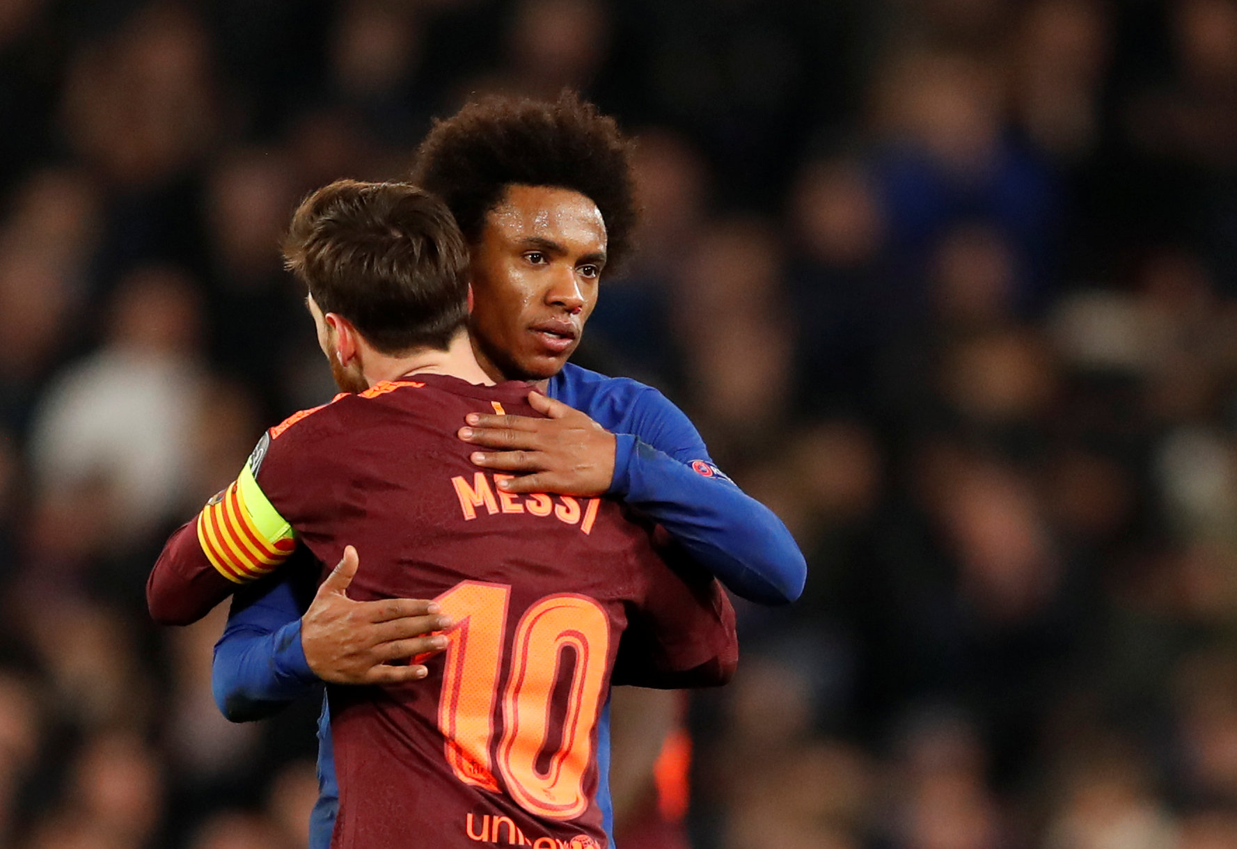 Willian reveals reason for Chelsea stay after snubbing Barcelona move