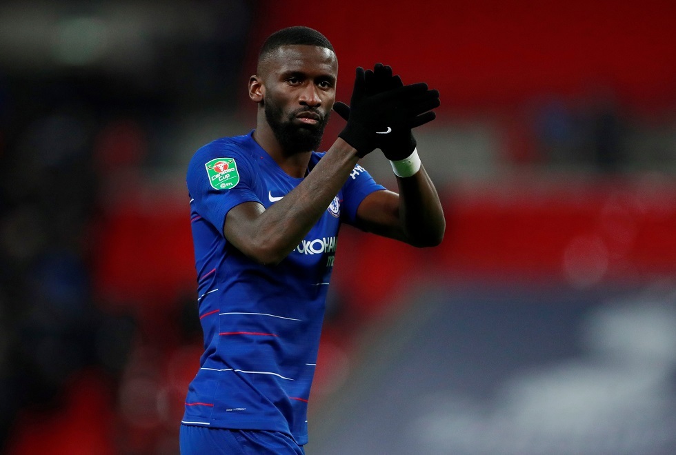 Antonio Rudiger Ready To Lead Chelsea From The Back