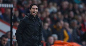 Arteta believes Arsenal can get back on their feet by defeating Chelsea