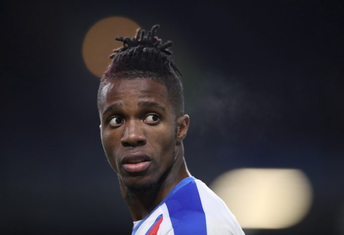 Can Chelsea pay for Zaha with Giroud swap deal?