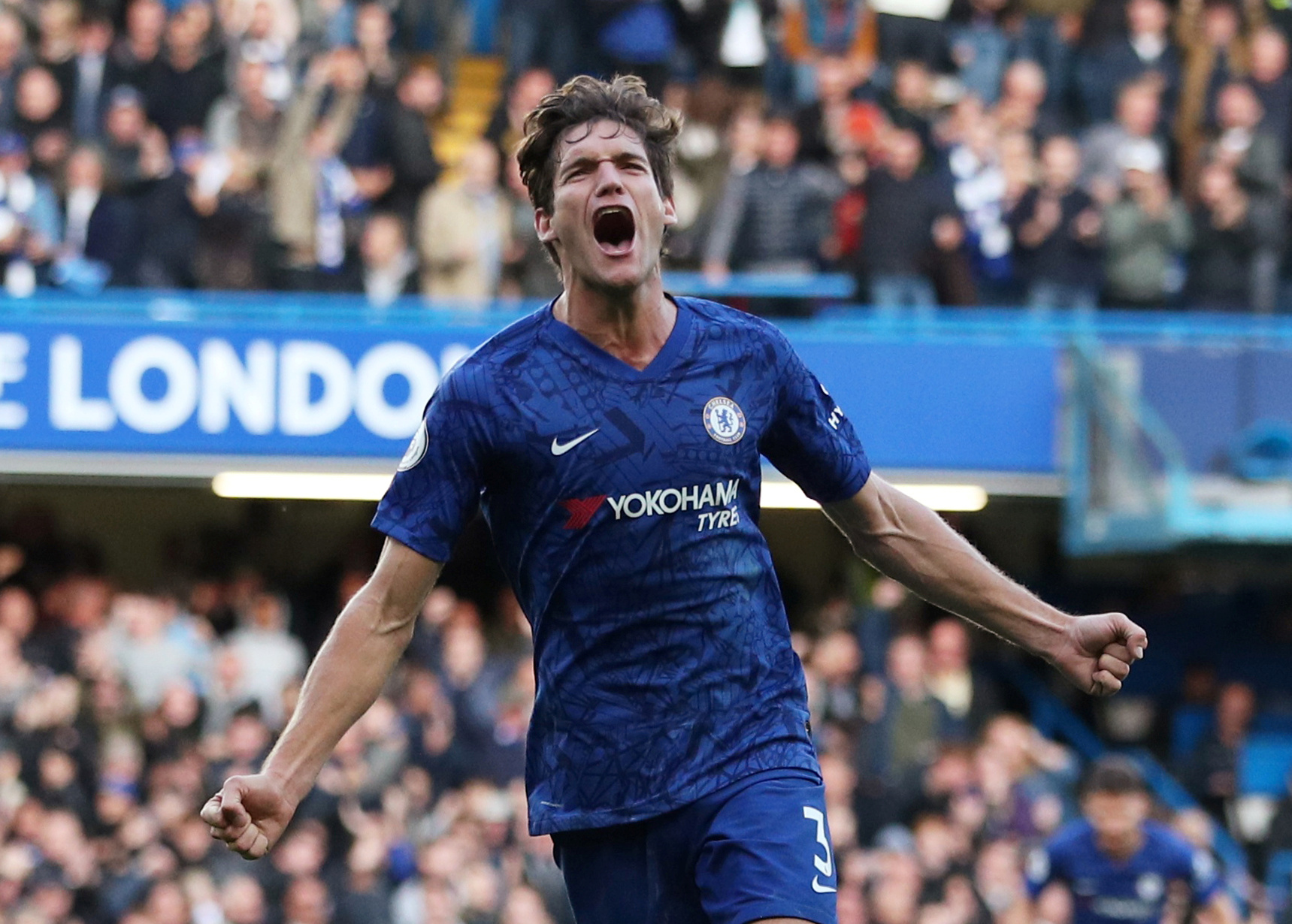 Chelsea defender Marcos Alonso in talks with Inter Milan