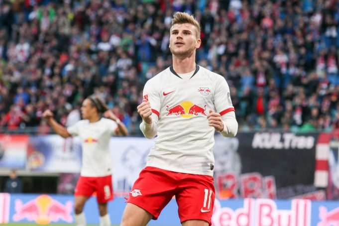 Chesea could beat Liverpool to the signing of Timo Werner