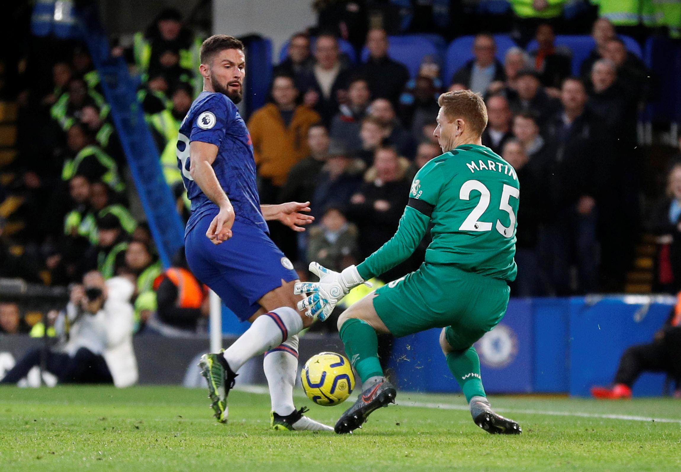 David Martin celebrates triumphant debut against Chelsea