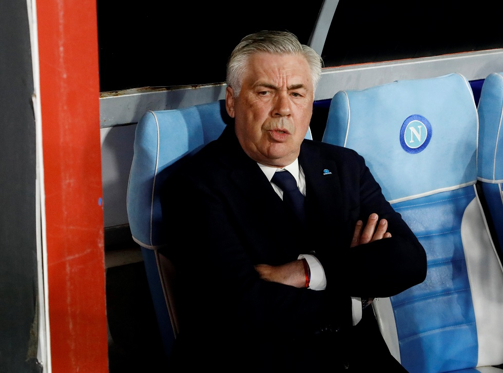 Frank Lampard Backs Carlo Ancelotti To Be Back On Top After Napoli Sack