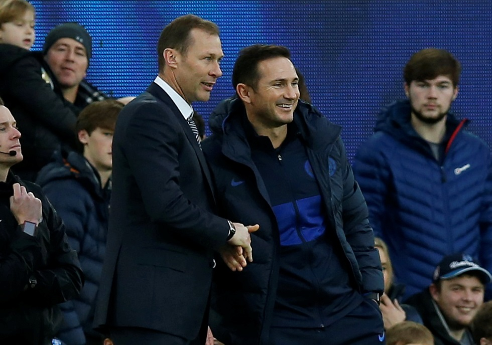 Frank Lampard Has Welcomed The Confusion Created By Potential January Signings