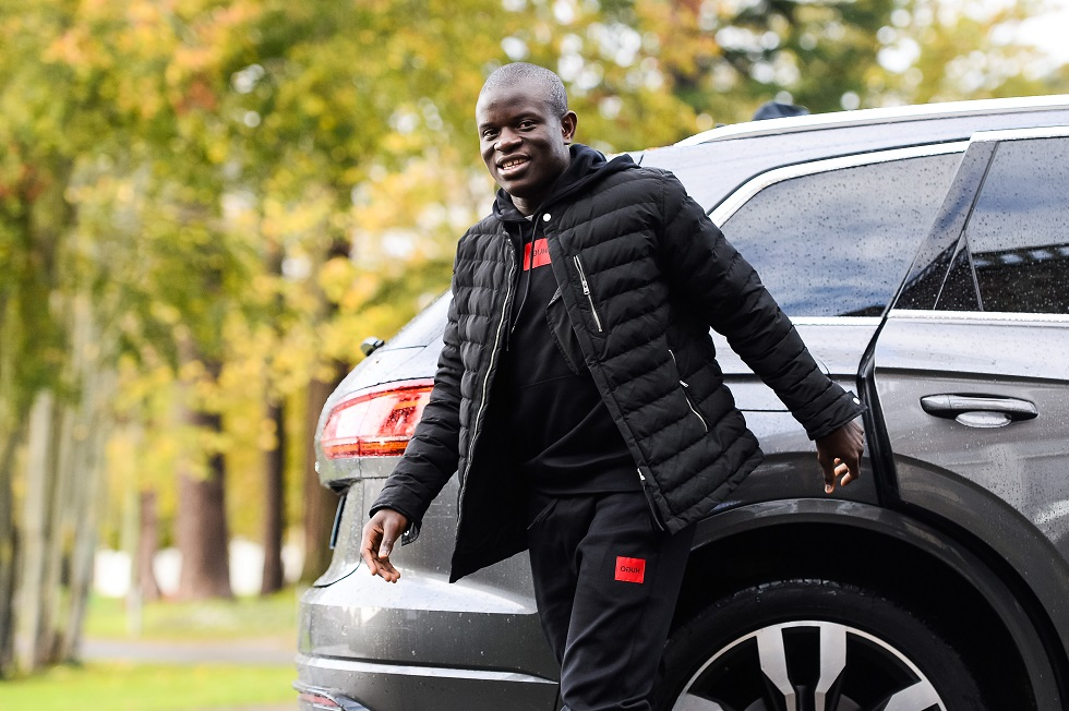 Is N'Golo Kante headed to Real Madrid?