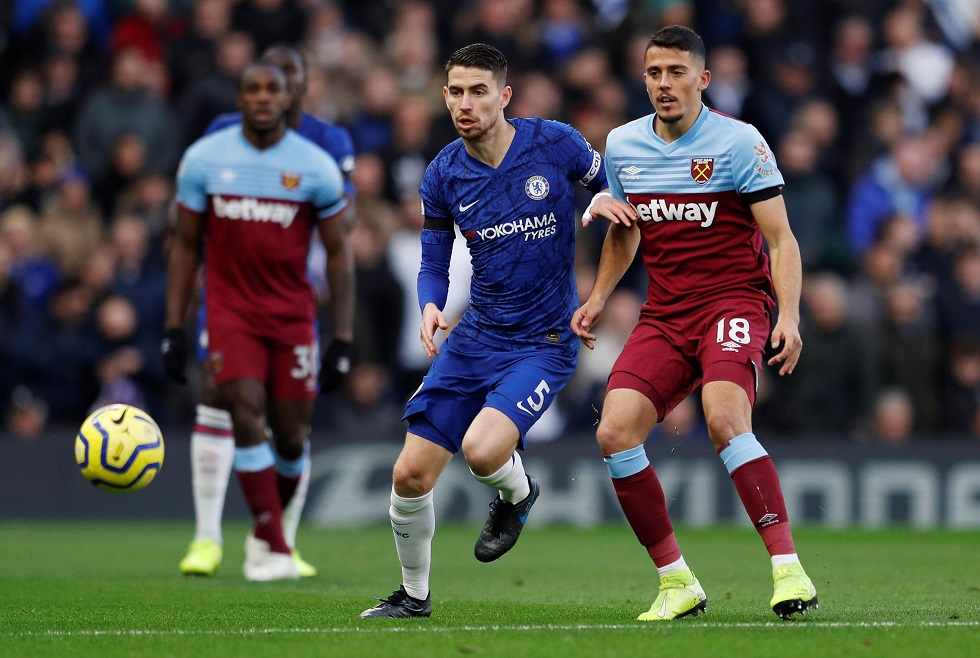 Jorginho Disappointed In Chelsea Forwards