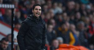 Lampard full of praise for Arteta after exciting match