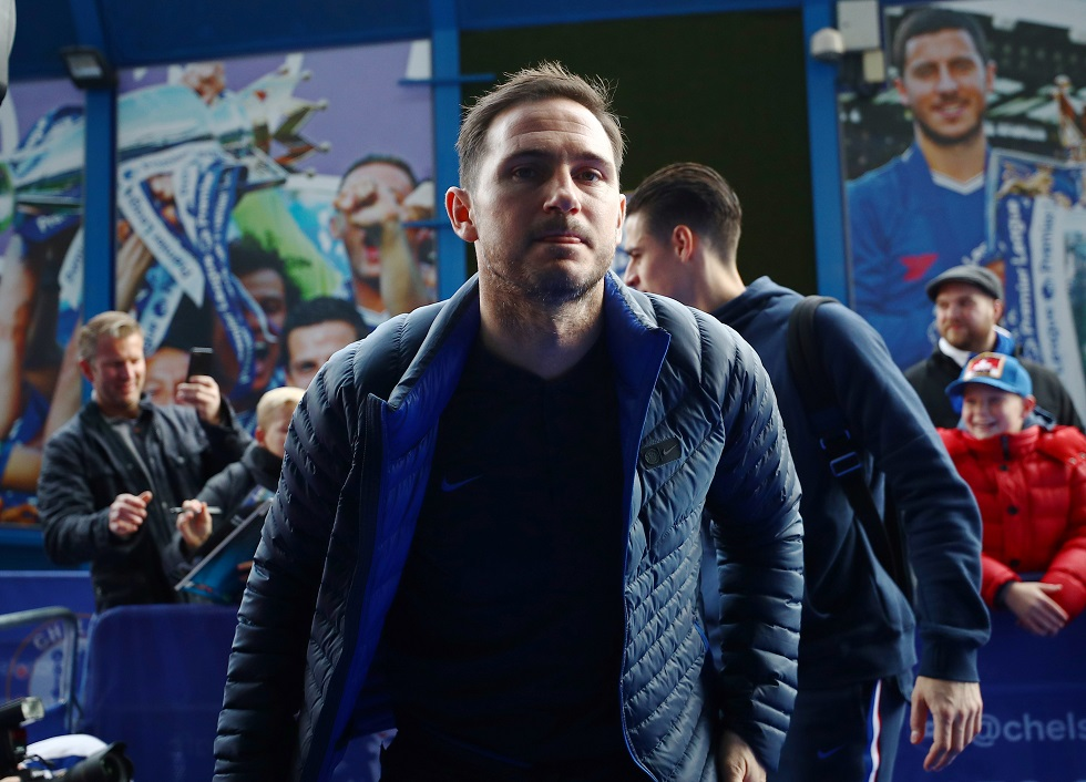 Transfer Ban Reduction Has Not Changed My Mindset - Frank Lampard