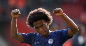 "Willian hails Chelsea ""mentality"" as main reason for Spurs win"