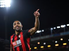Bournemouth striker Callum Wilson is no more a Chelsea target